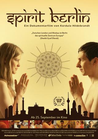 Filmplakat SPIRIT BERLIN