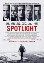 Filmplakat SPOTLIGHT - Die Wahrheit steckt zwischen den Lügen