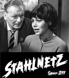 Filmplakat STAHLNETZ - Spur 211