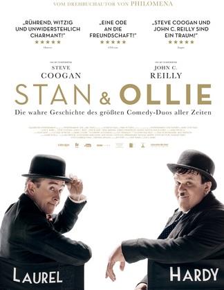 Filmplakat STAN & OLLIE - Die wahre Geschichte des größten Comedy-Duos aller Zeiten