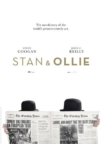 Filmplakat STAN & OLLIE - engl. OmU