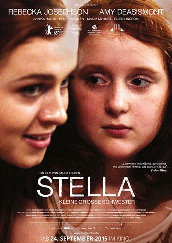 Filmplakat Stella - Kleine große Schwester