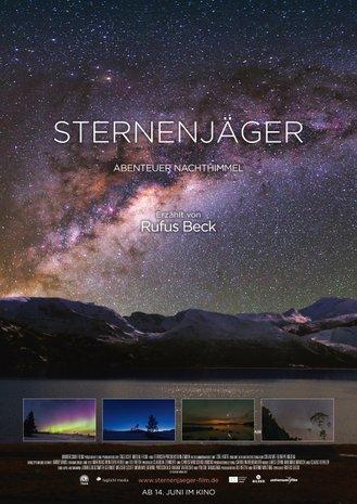 Filmplakat STERNENJÄGER - Abenteuer Nachthimmel