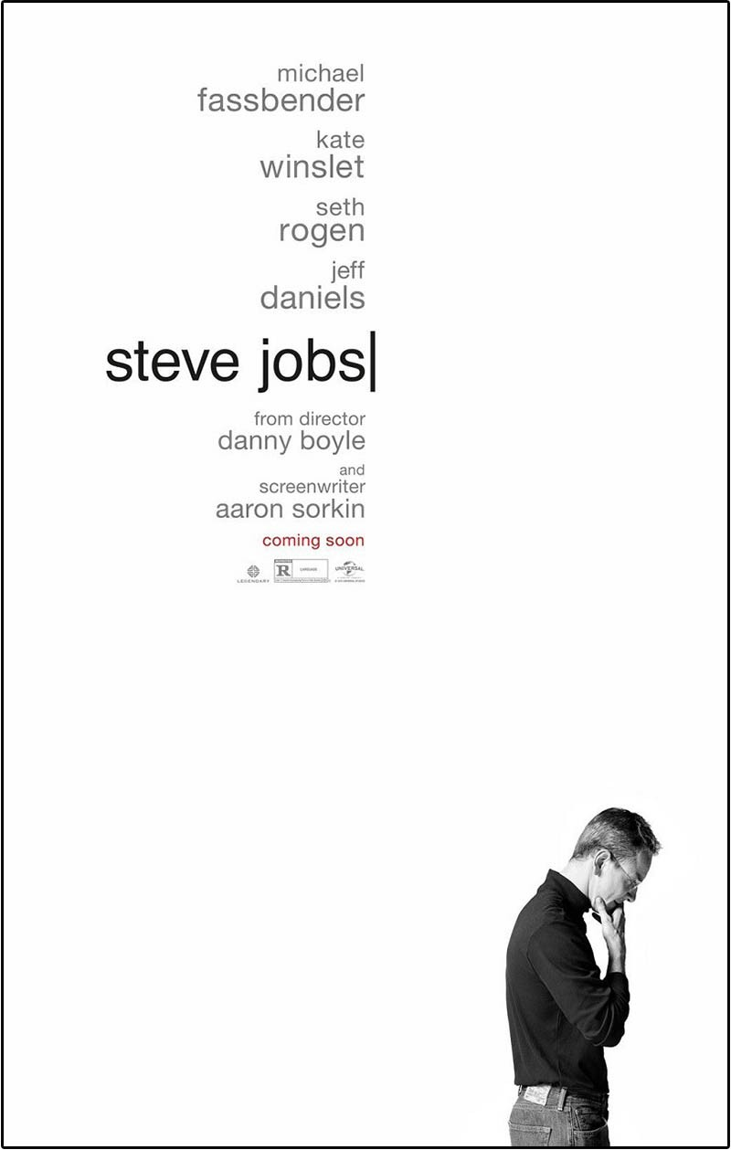 Filmplakat STEVE JOBS: THE LOST INTERVIEW - engl. OmU