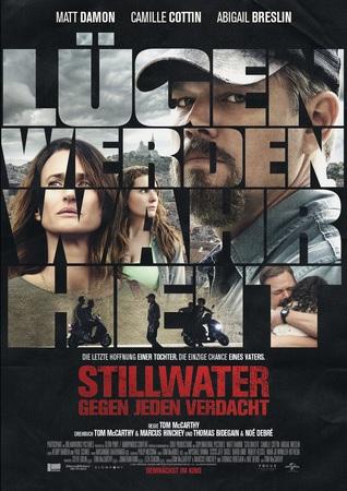 Filmplakat STILL WATER-Gegen jeden Verdacht - engl. OmU