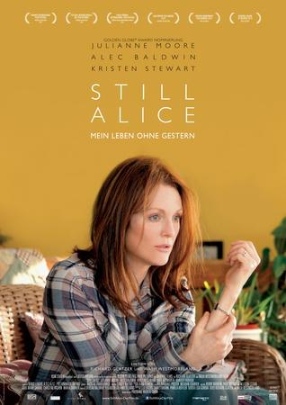 Filmplakat STILL ALICE - Mein Leben ohne gestern