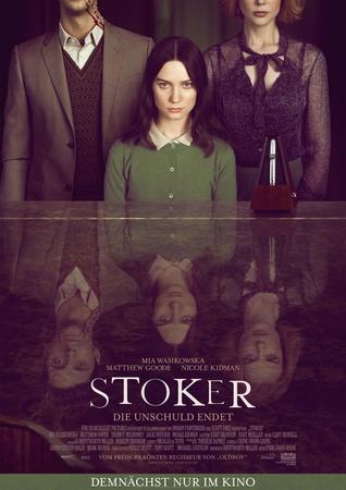 Filmplakat STOKER