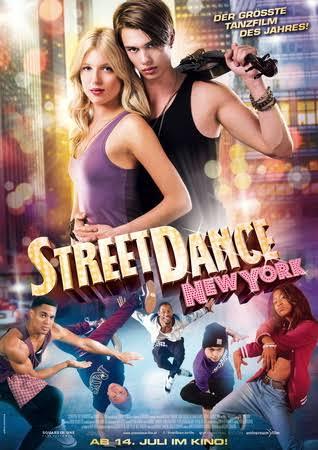 Filmplakat Street Dance New York