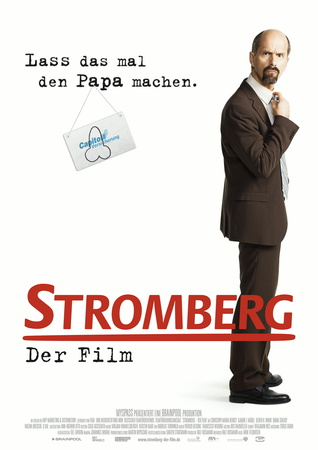 Filmplakat STROMBERG - Der Film