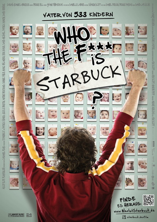 Filmplakat STARBUCK