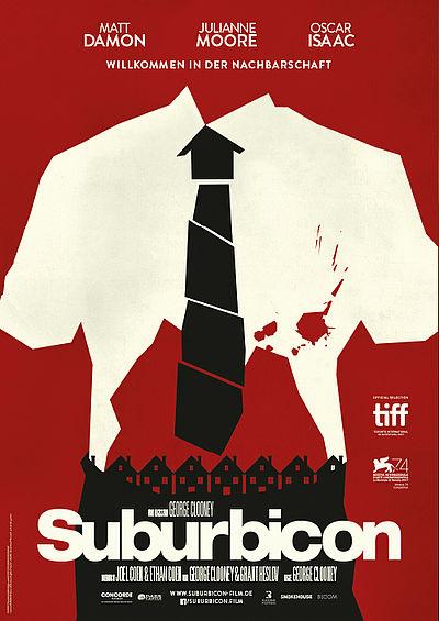 Filmplakat SUBURBICON - engl. OmU