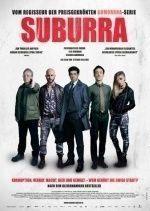 Filmplakat SUBURRA - Das dunkle Herz von Rom - ital. OmU