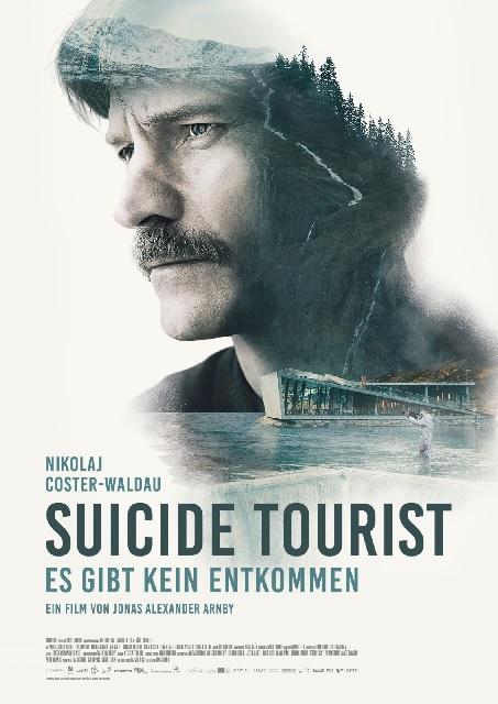 Filmplakat SUICIDE TOURIST - Es gibt kein Entkommen