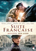 Filmplakat SUITE FRANCAISE - Melodie der Liebe