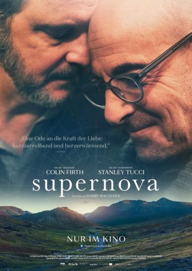 Filmplakat SUPERNOVA