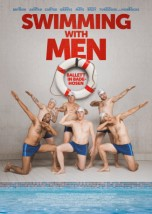 Filmplakat Swimming with Men - Ballett in Badehosen