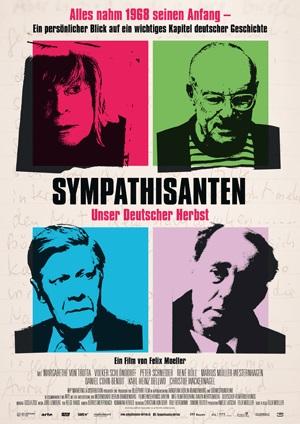 Filmplakat Sympathisanten- Unser Deutscher Herbst