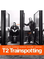 Filmplakat T2 TRAINSPOTTING  - engl. OmU