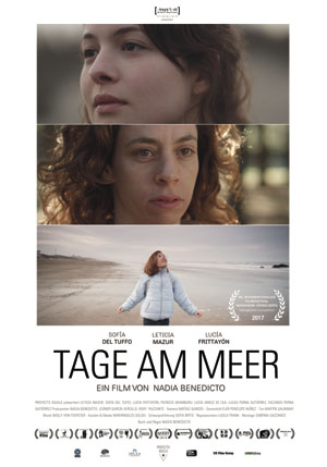Filmplakat Tage am Meer - span. OmU