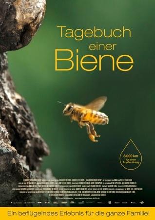 Filmplakat Tagebuch einer Biene