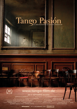 Filmplakat TANGO PASION