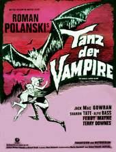 Filmplakat Tanz der Vampire - The Fearless Vampire Killers - engl. OmU