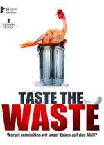 Filmplakat TASTE THE WASTE