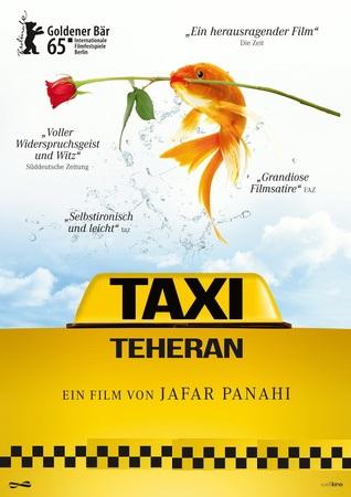 Filmplakat TAXI TEHERAN