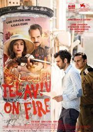 Filmplakat TEL AVIV ON FIRE