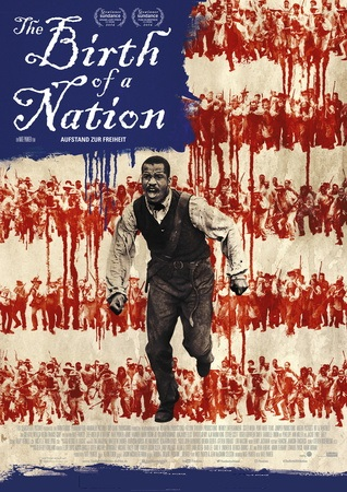 Filmplakat THE BIRTH OF A NATION