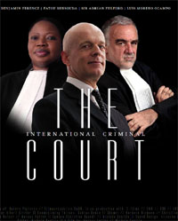 Filmplakat The Court