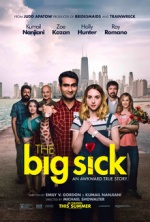 Filmplakat THE BIG SICK - engl. OmU