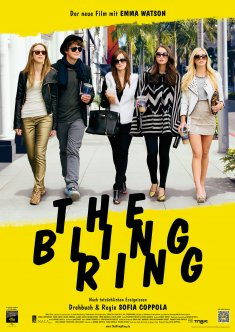 Filmplakat THE BLING RING - engl. OmU