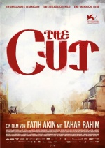 Filmplakat THE CUT