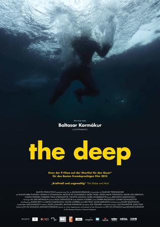 Filmplakat THE DEEP