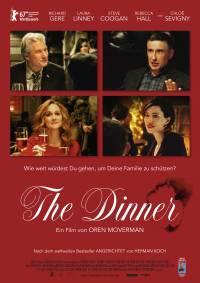 Filmplakat THE DINNER - engl. OmU