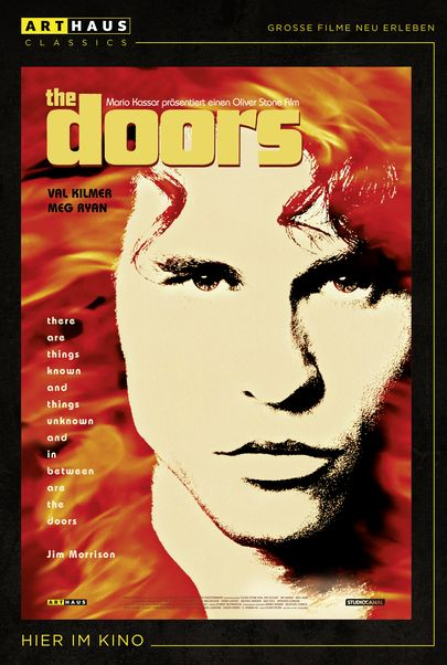 Filmplakat THE DOORS