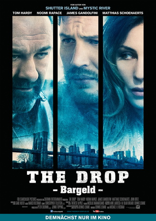 Filmplakat THE DROP - Bargeld