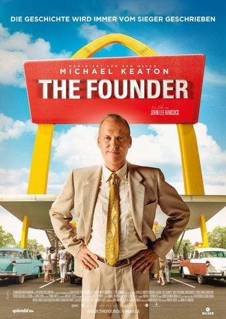 Filmplakat THE FOUNDER