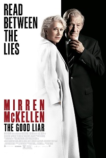 Filmplakat THE GOOD LIAR - engl. OmU