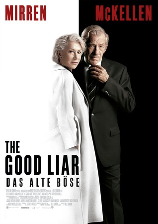 Filmplakat THE GOOD LIAR - Das alte Böse