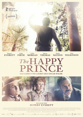 Filmplakat THE HAPPY PRINCE