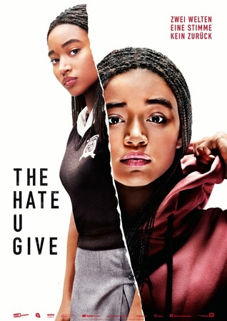 Filmplakat THE HATE U GIVE