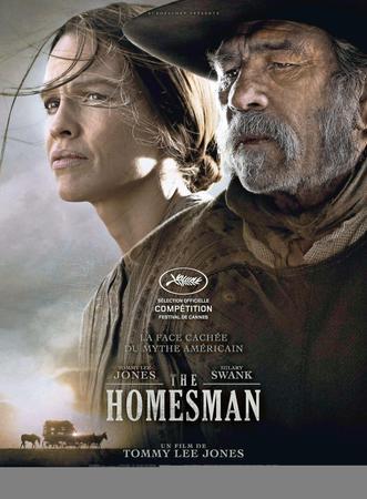 Filmplakat THE HOMESMAN