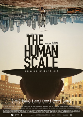 Filmplakat THE HUMAN SCALE