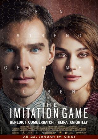 Filmplakat THE IMITATION GAME - Ein streng geheimes Leben
