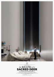 Filmplakat THE KILLING OF A SACRED DEER - engl. OmU