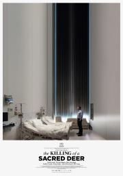 Filmplakat THE KILLING OF A SACRED DEER - engl. OmU
