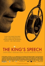 Filmplakat THE KING'S SPEECH (engl. OmU)