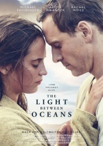 Filmplakat THE LIGHT BETWEEN OCEANS